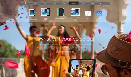 Apple (http://www.apple.com/ipad/ )