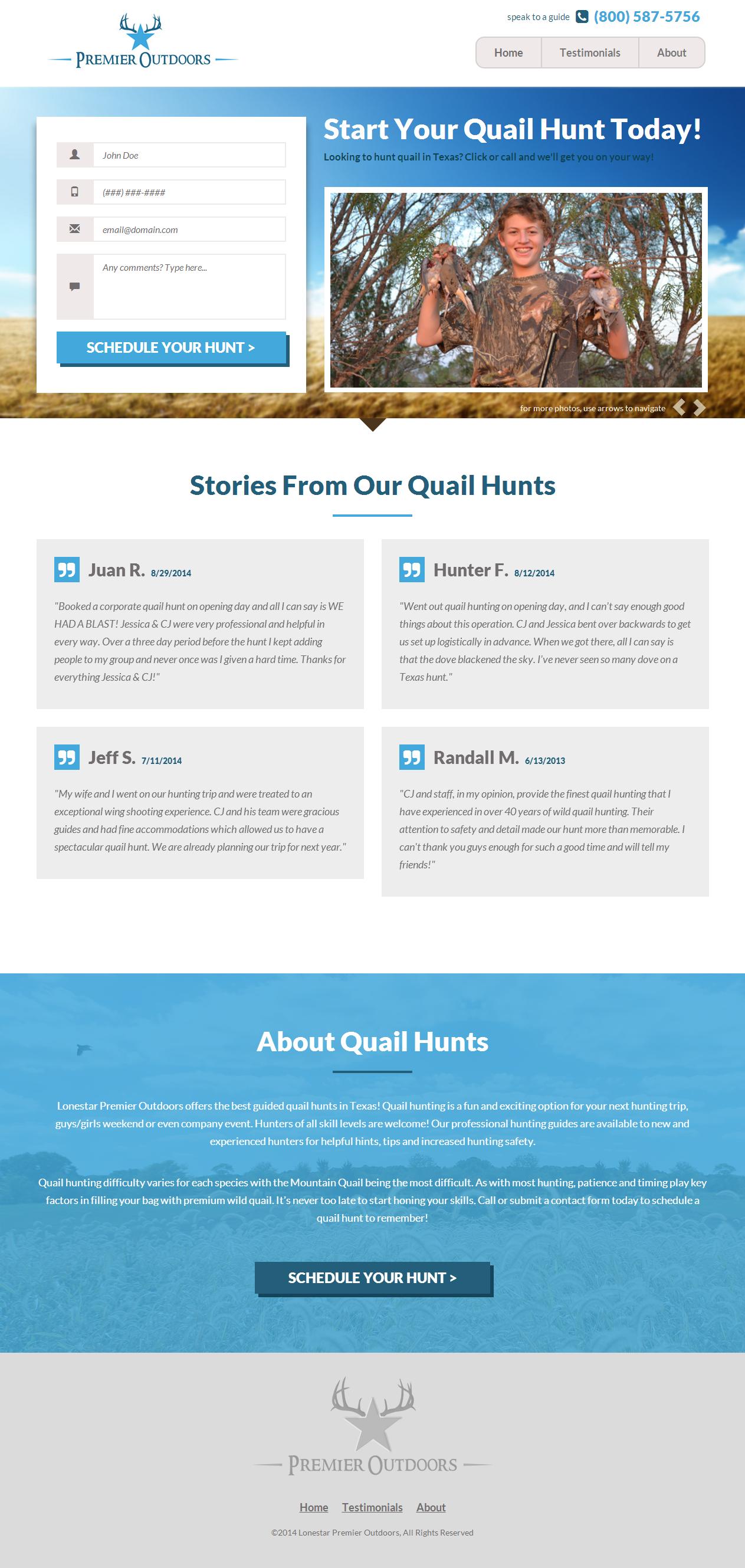 2_Texas Quail Hunts with Lonestar Premier Outdoors